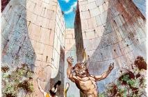 Teseo nel labirino del Minotauro